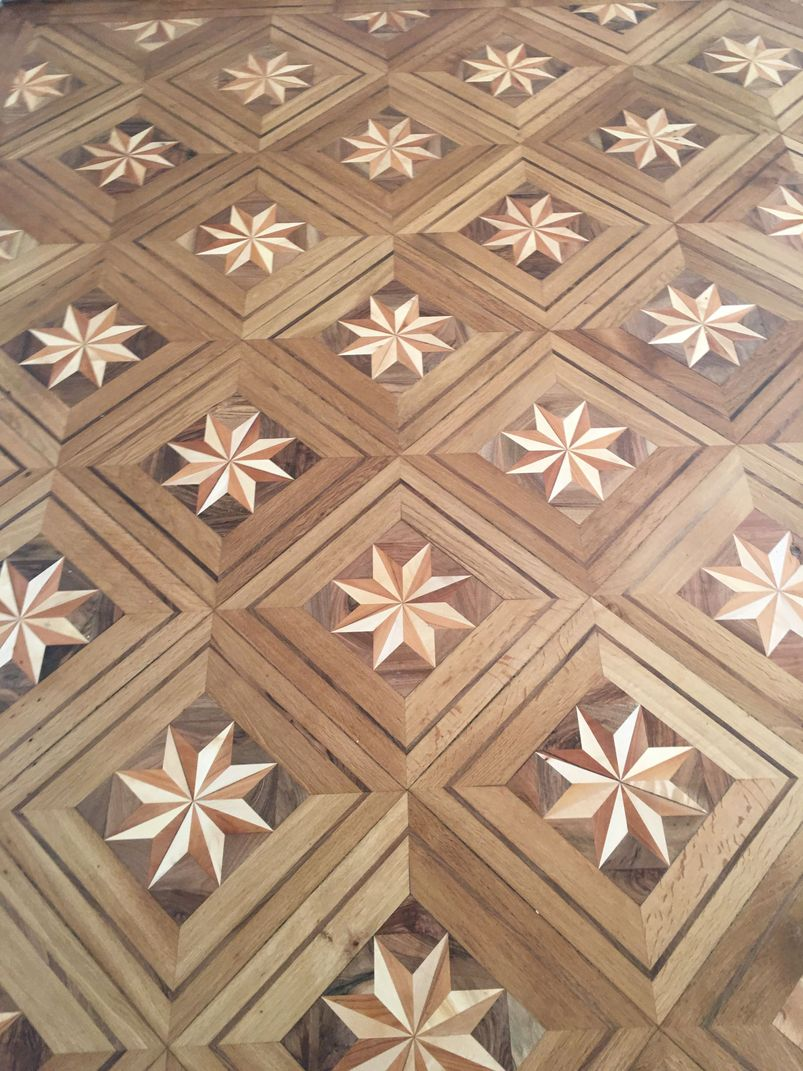 Parquet Plus - restauration
